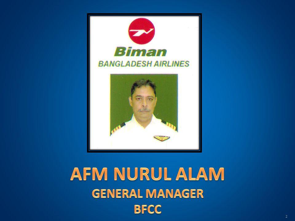 AFM NURUL ALAM GENERAL MANAGER BFCC