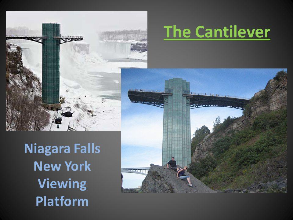 Niagara Falls New York Viewing Platform
