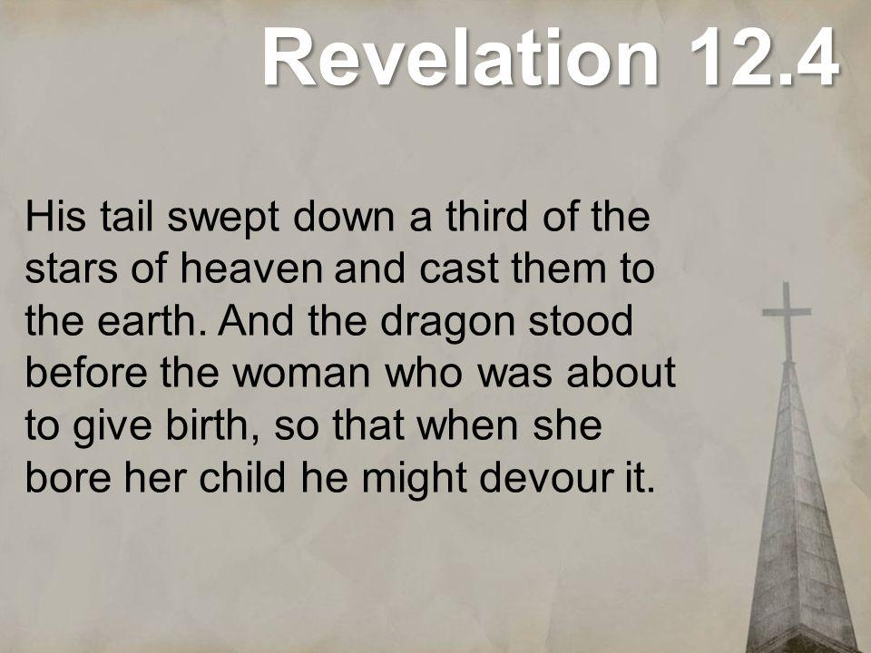 Revelation 12.4