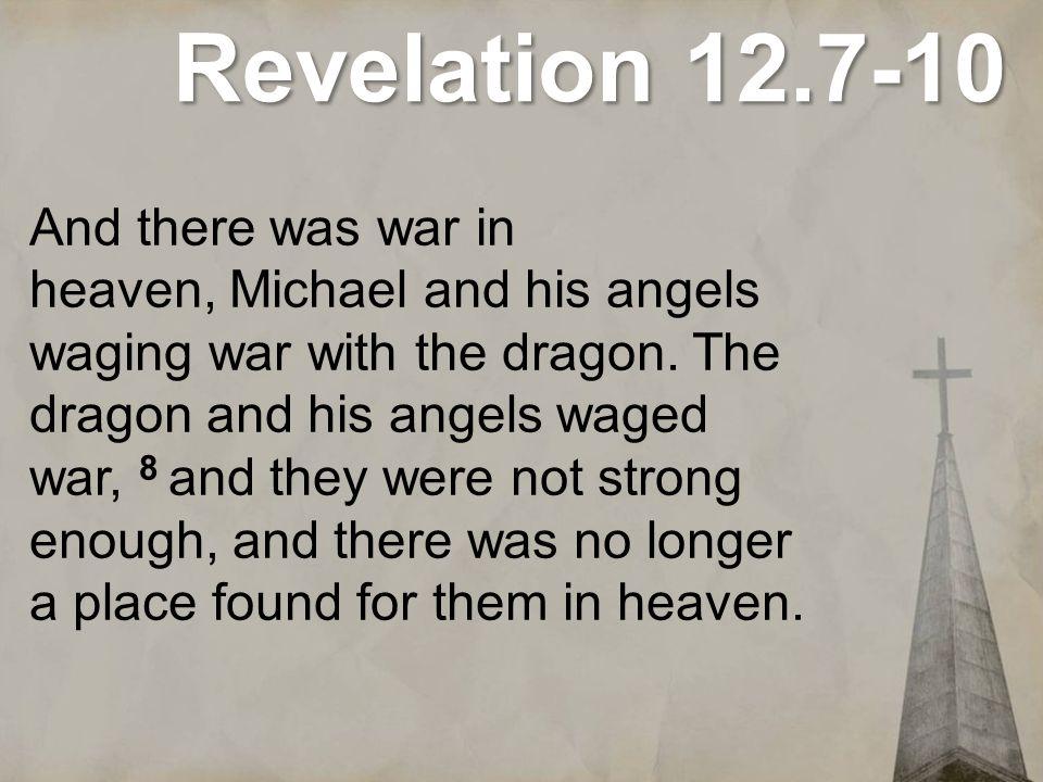 Revelation 12.7-10