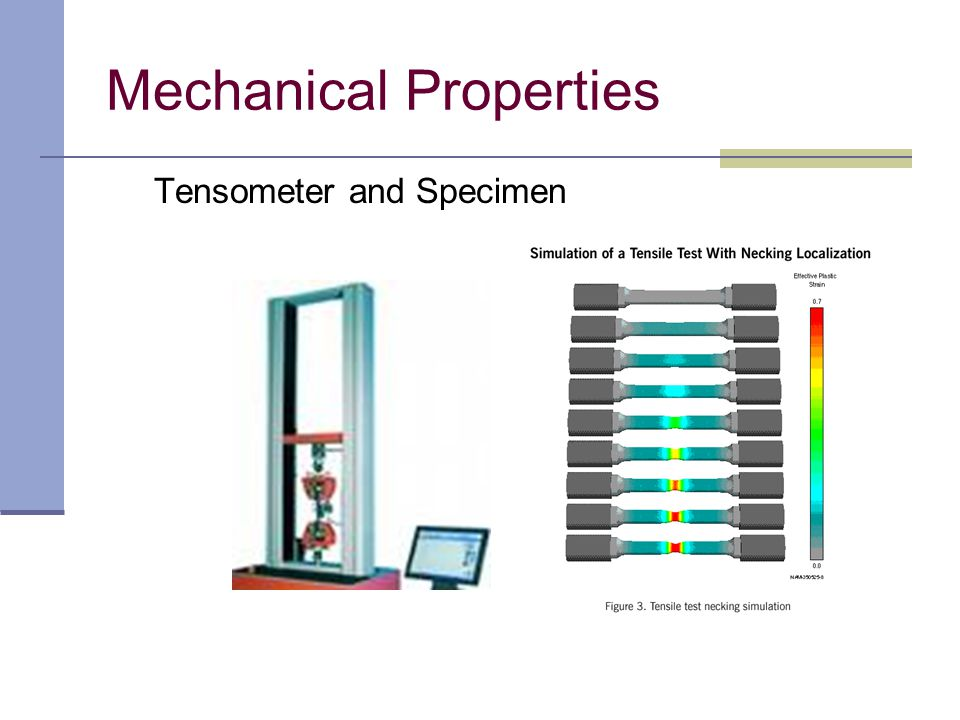 Mechanical Properties