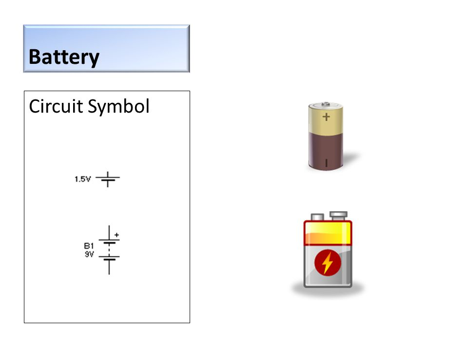 Awesome Symbol Of Battery Ideas Wiring Diagram Ideas Blogitia