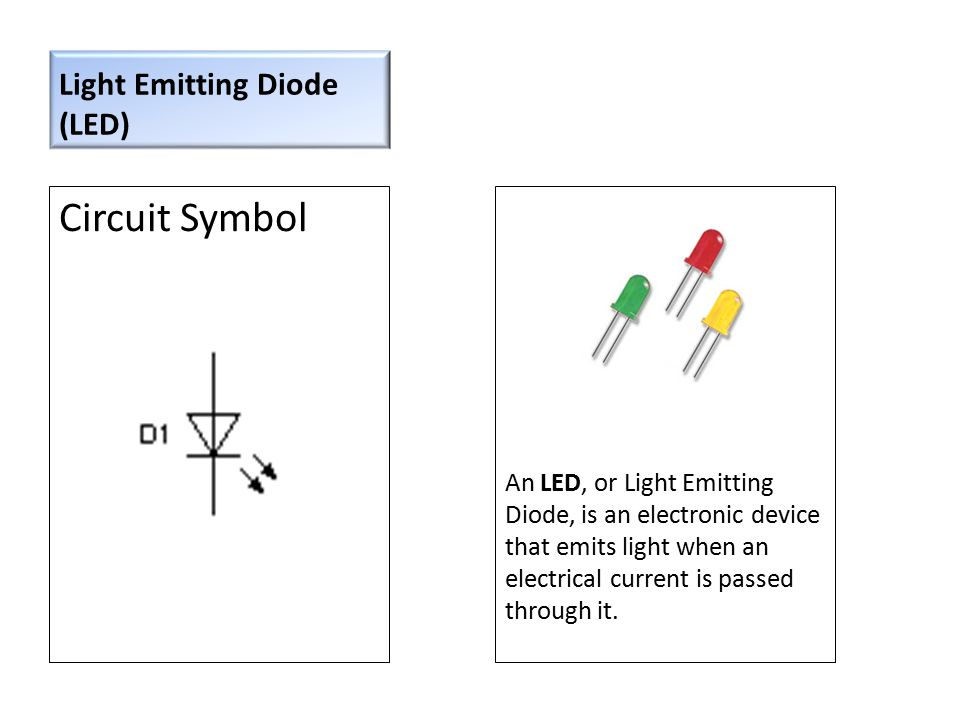 Resistor Circuit Symbol - ppt video online download
