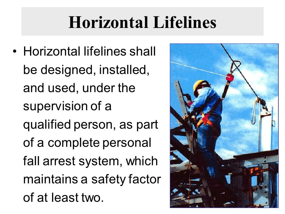 Horizontal Lifelines
