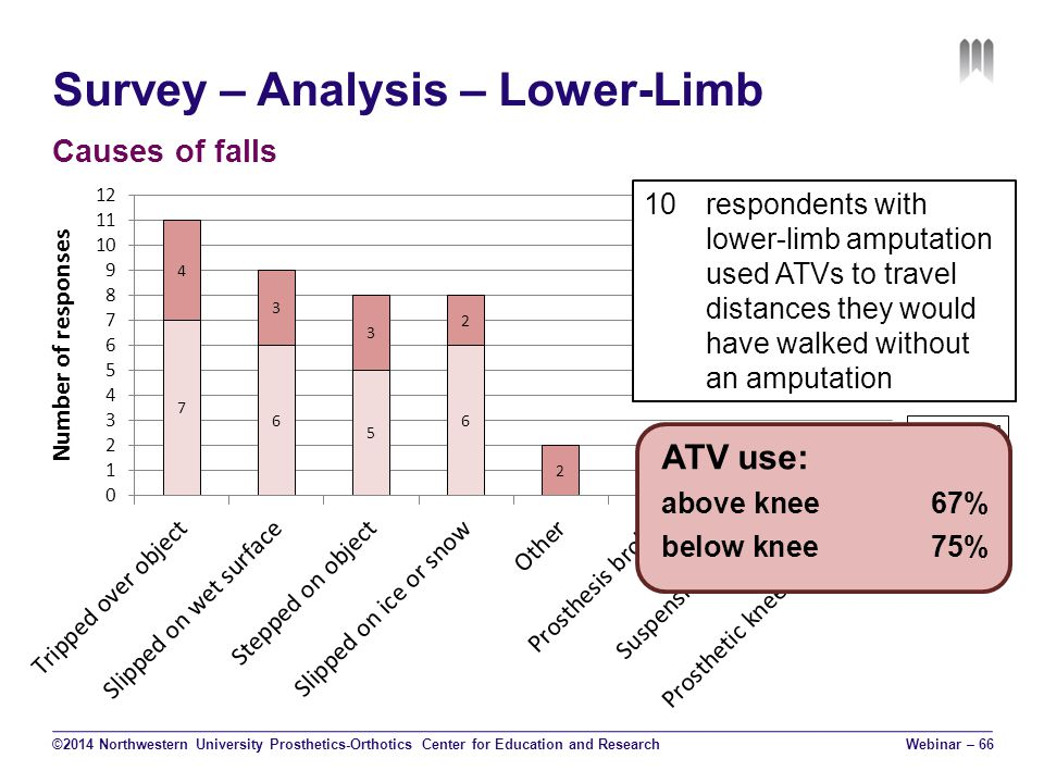 Survey – Analysis – Lower-Limb