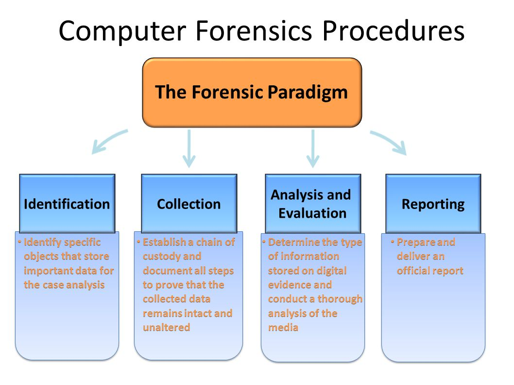 Cyber Forensics Essay - 1111 Words
