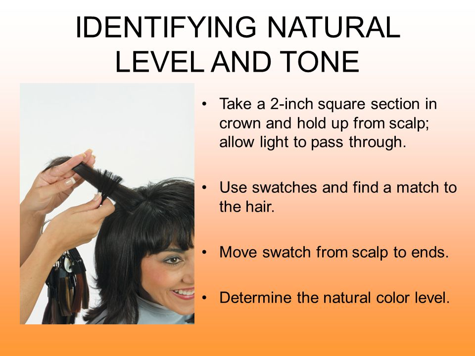 IDENTIFYING NATURAL LEVEL AND TONE