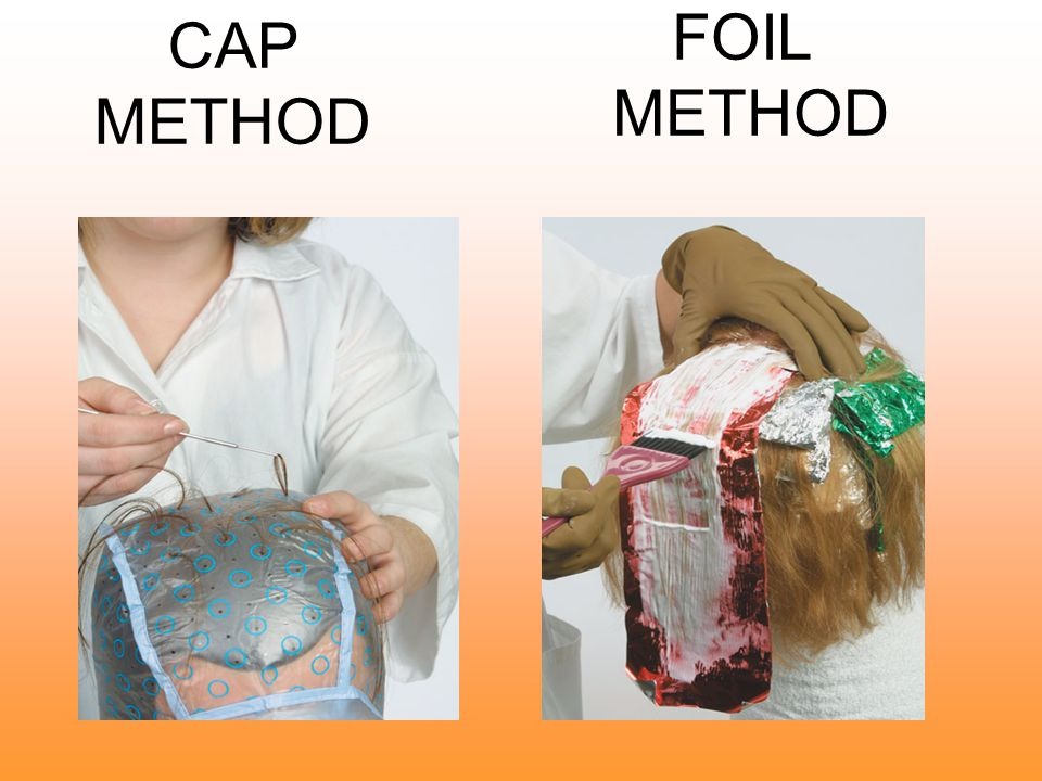 FOIL METHOD CAP METHOD