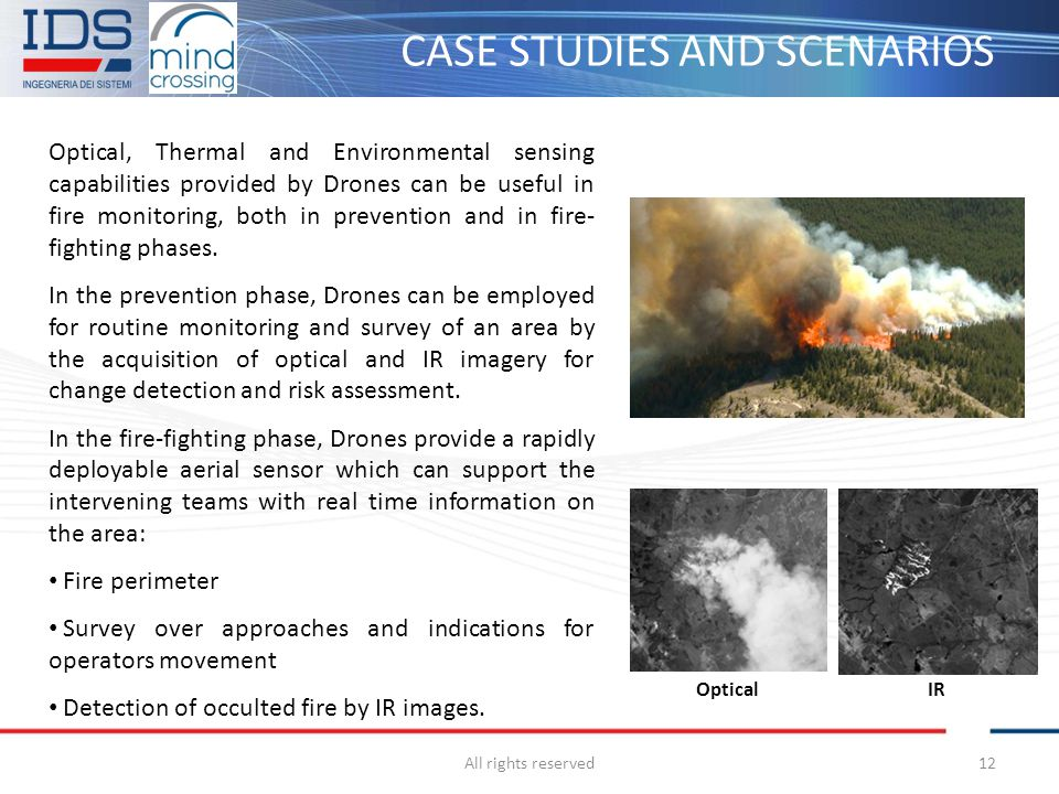 CASE STUDIES AND SCENARIOS
