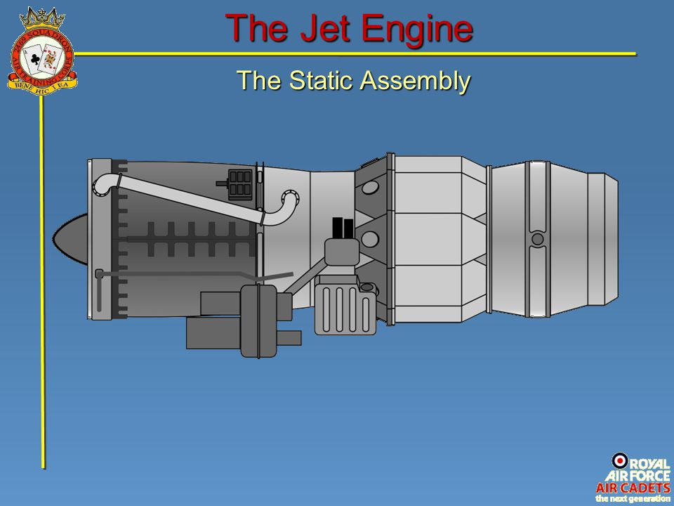 The Jet Engine The Static Assembly
