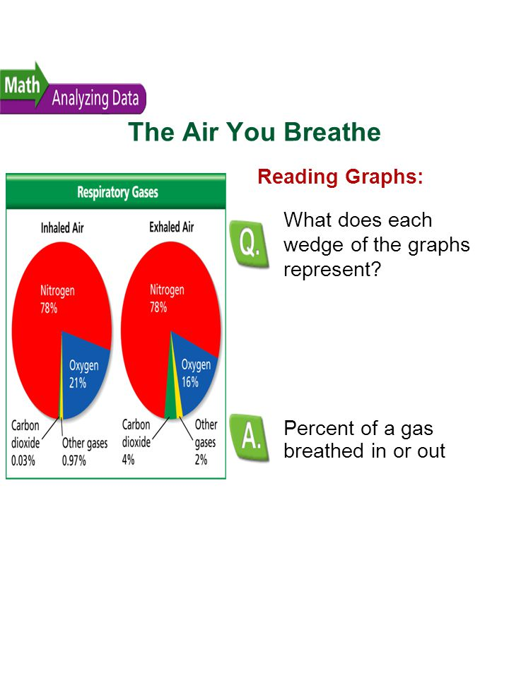 The Air You Breathe Reading Graphs:
