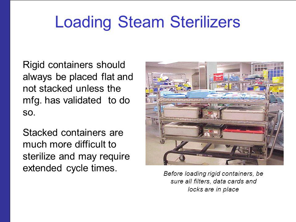 Loading Steam Sterilizers