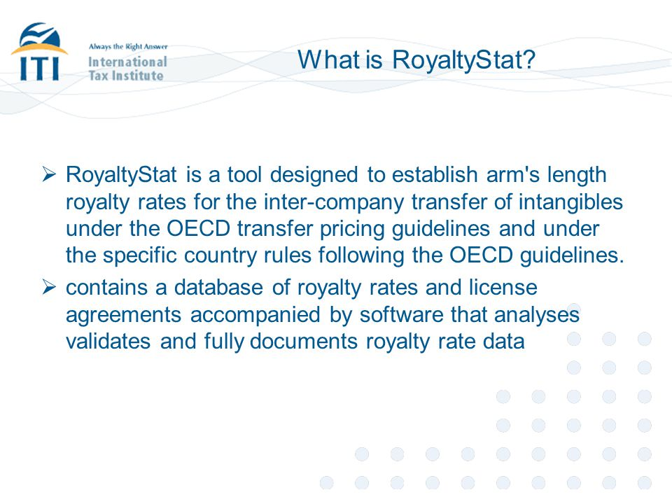What is RoyaltyStat