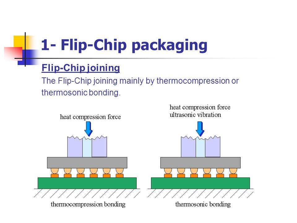 1- Flip-Chip packaging Flip-Chip joining