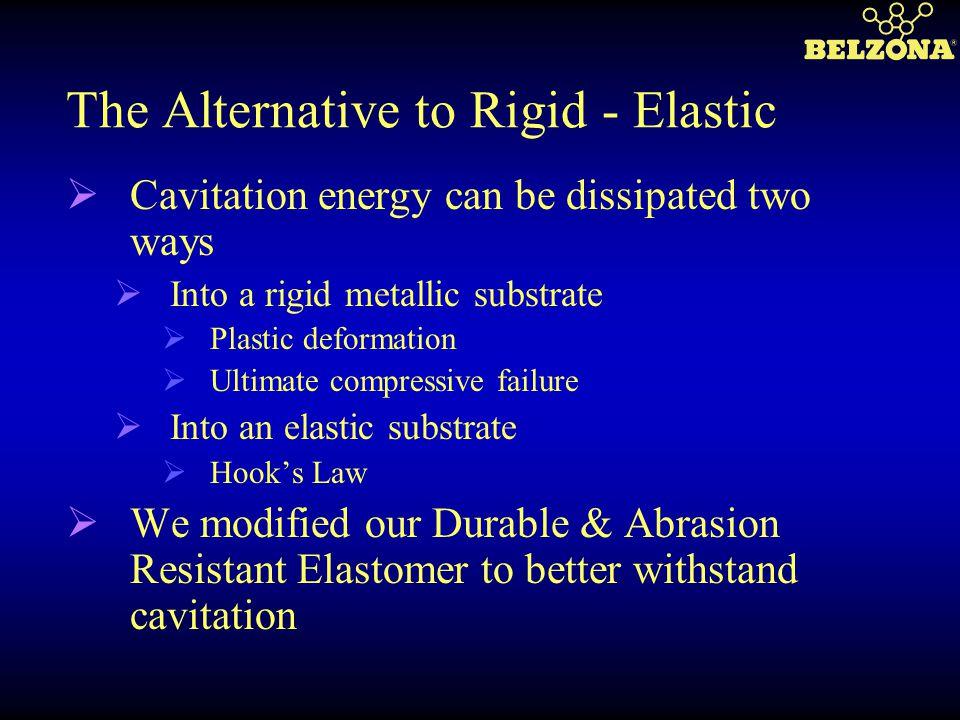 The Alternative to Rigid - Elastic
