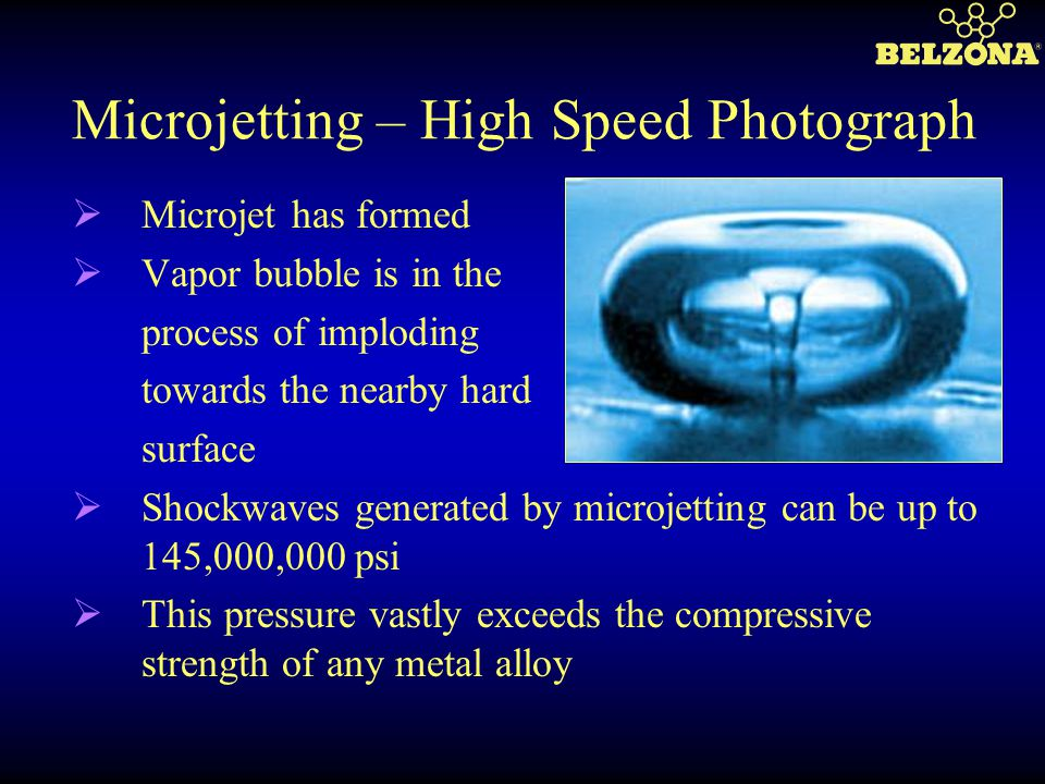 Microjetting – High Speed Photograph