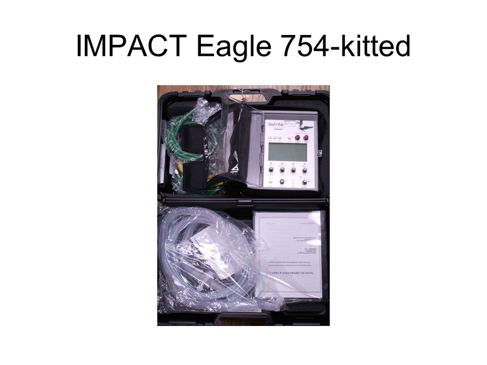 IMPACT Eagle 754-kitted