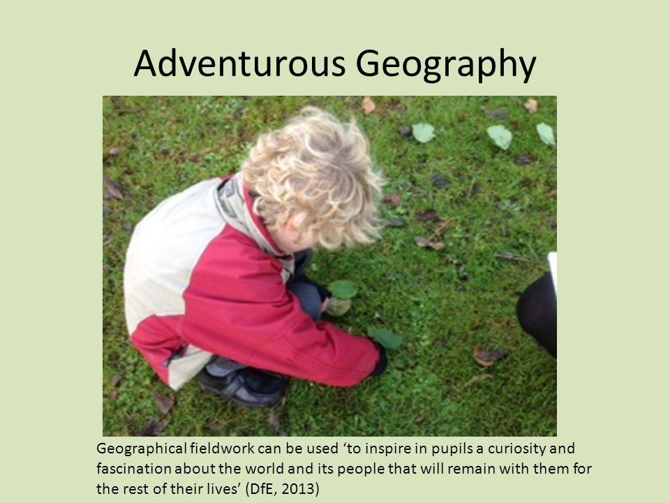 Adventurous Geography