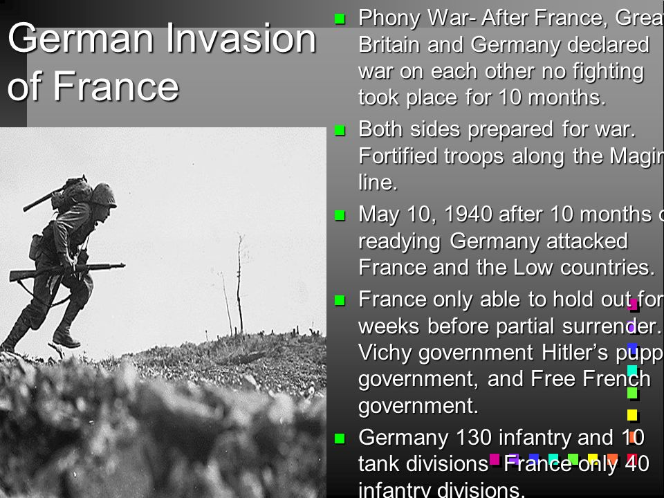 German Invasion of France