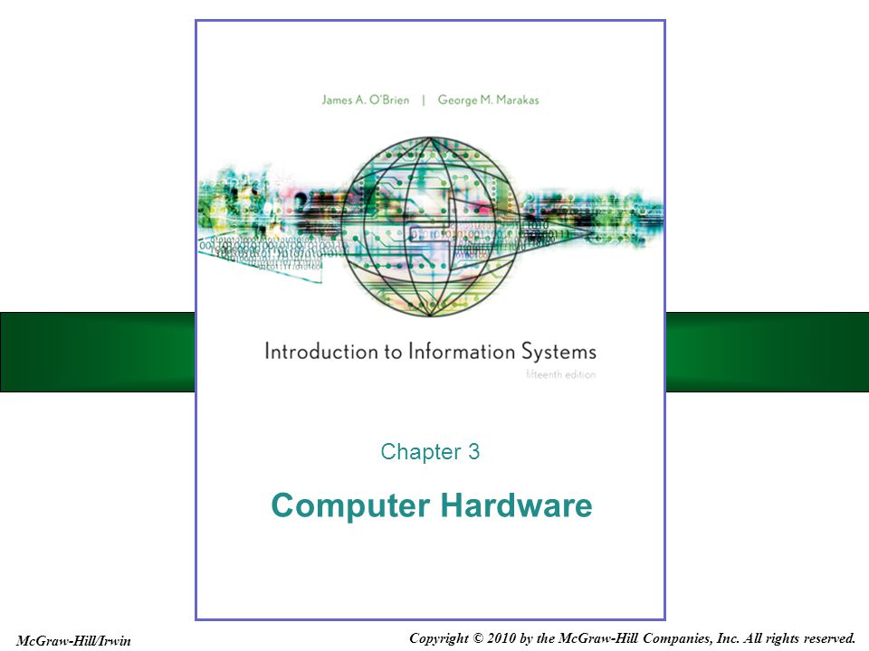 Computer Hardware Chapter 3