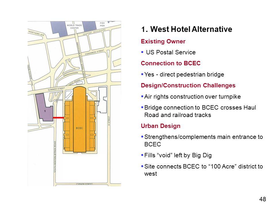 1. West Hotel Alternative