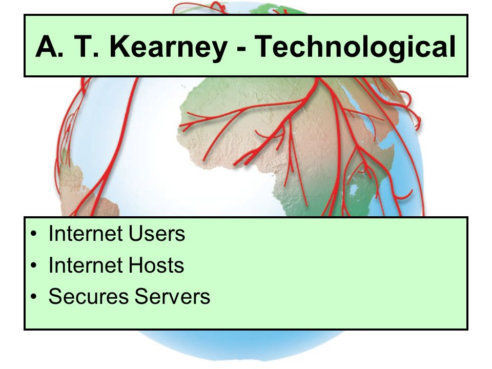 A. T. Kearney - Technological