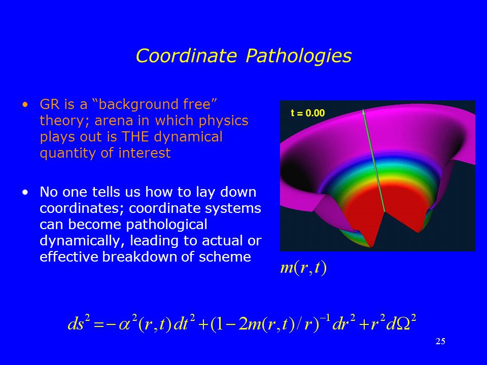 Coordinate Pathologies