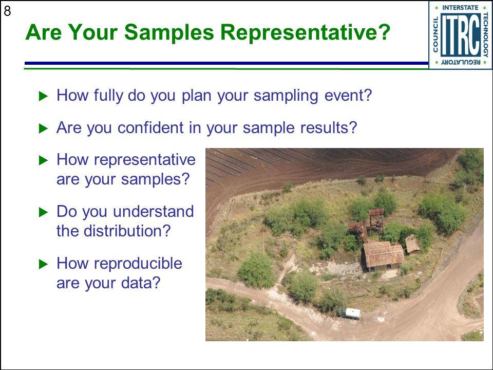 Are Your Samples Representative