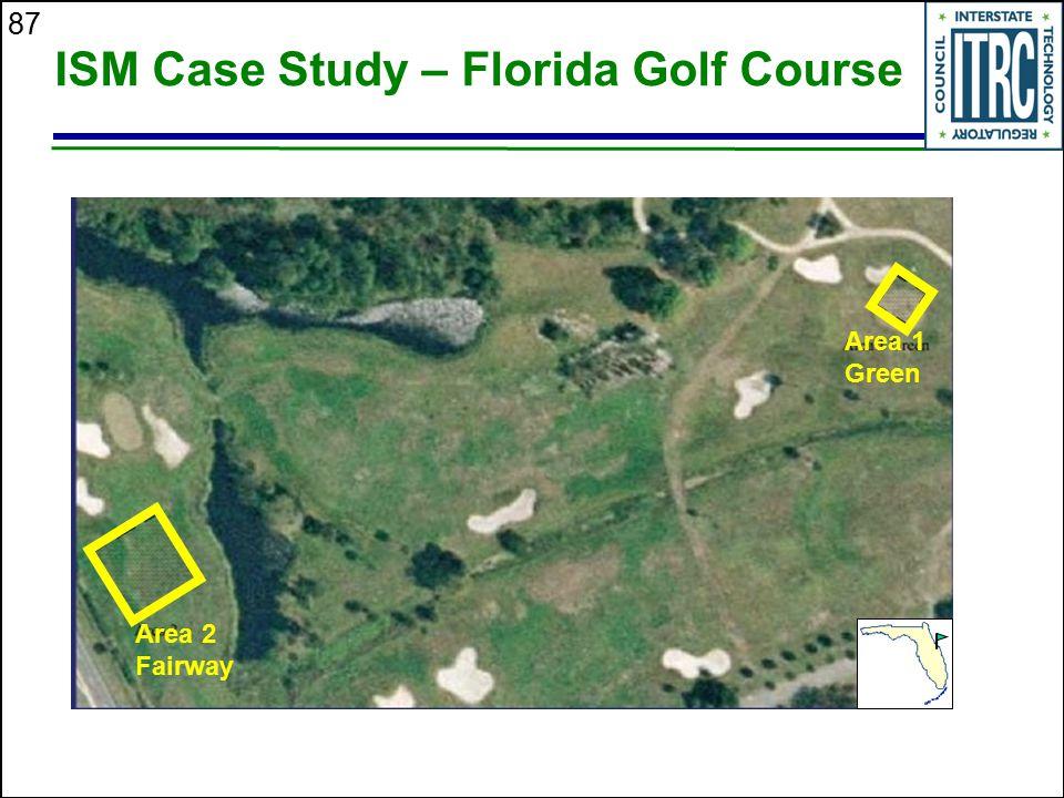 ISM Case Study – Florida Golf Course