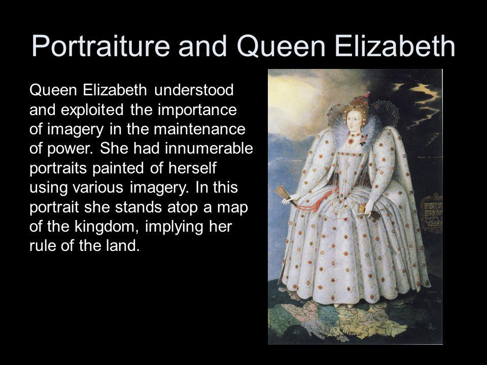 Portraiture and Queen Elizabeth