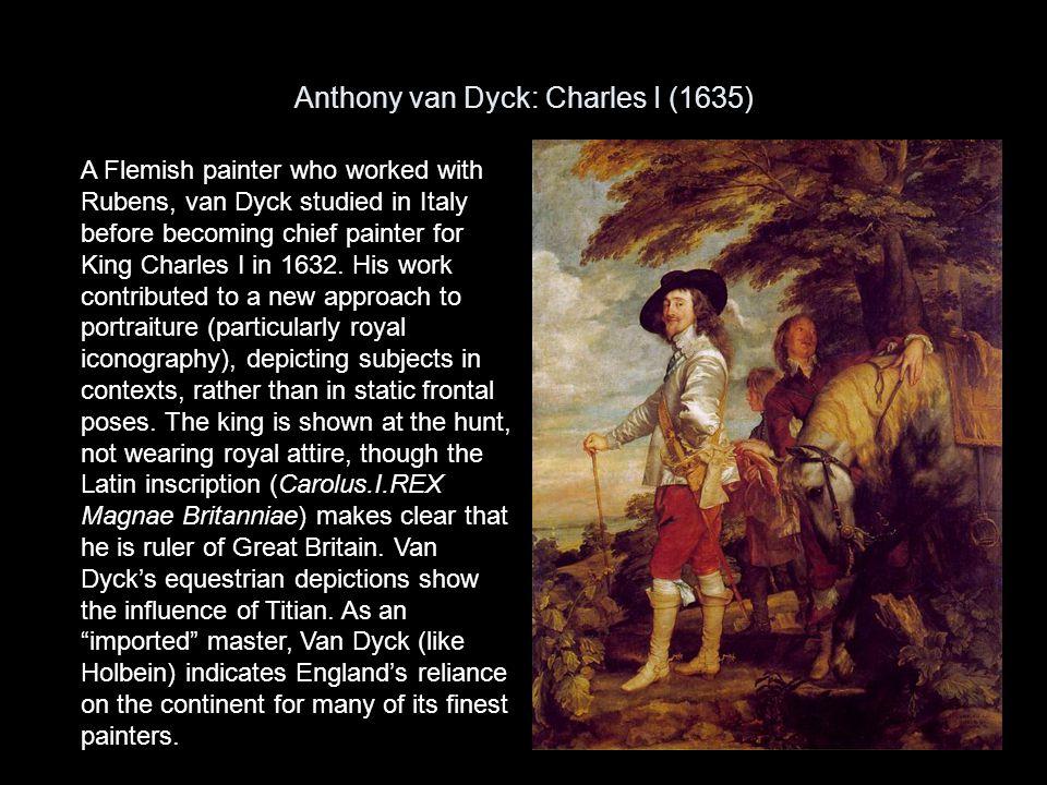 Anthony van Dyck: Charles I (1635)