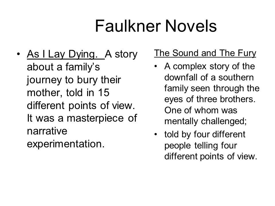 Faulkner Novels