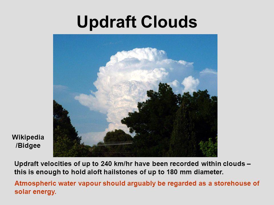 Updraft Clouds Wikipedia /Bidgee