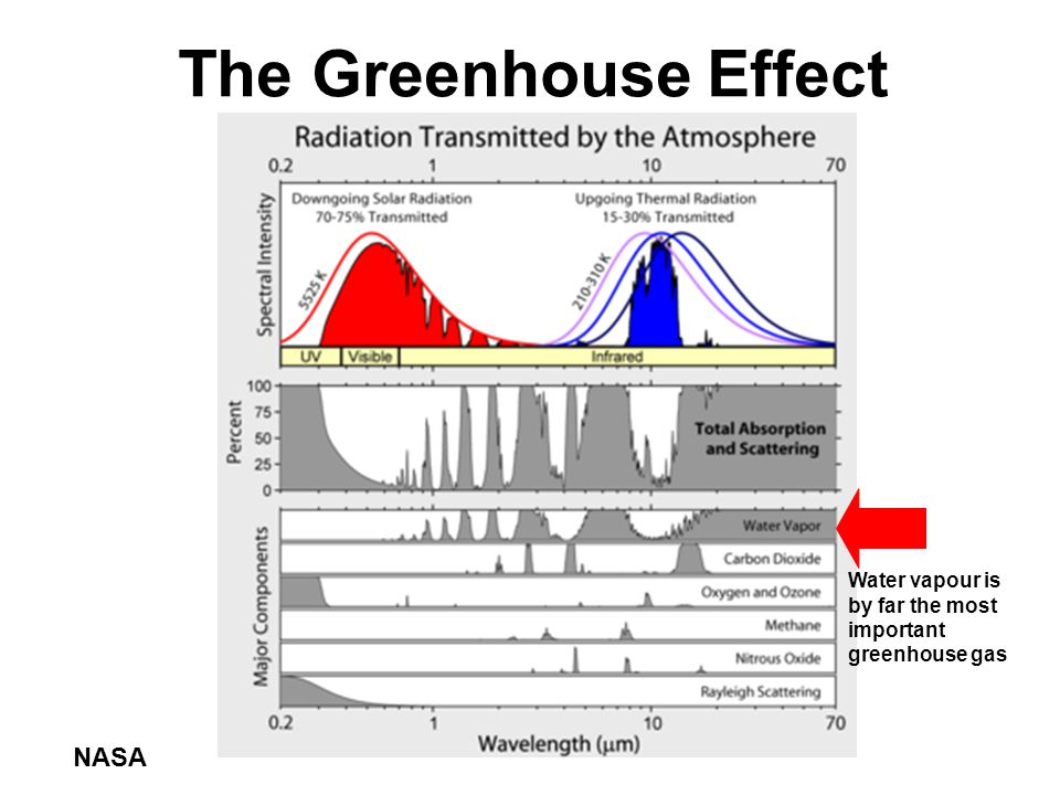 The Greenhouse Effect NASA