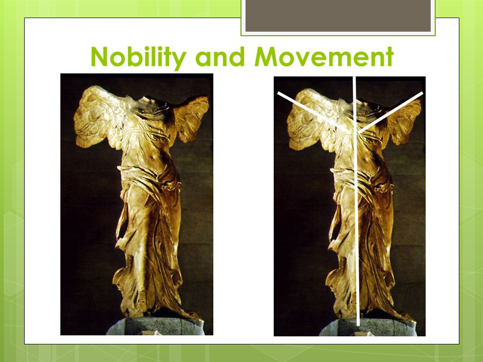 Nobility and Movement
