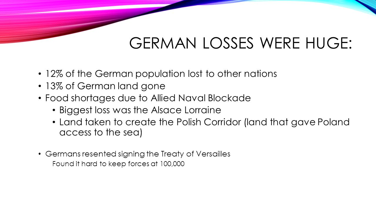 German losses were huge: