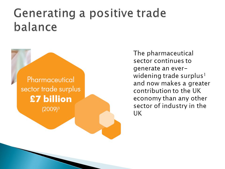 Generating a positive trade balance