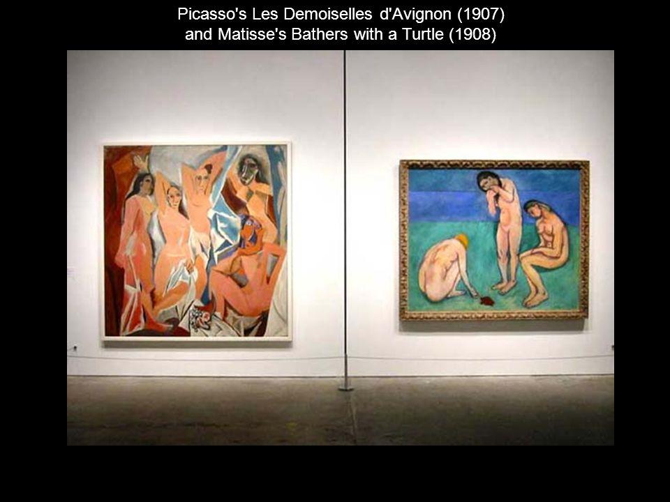 Picasso s Les Demoiselles d Avignon (1907)