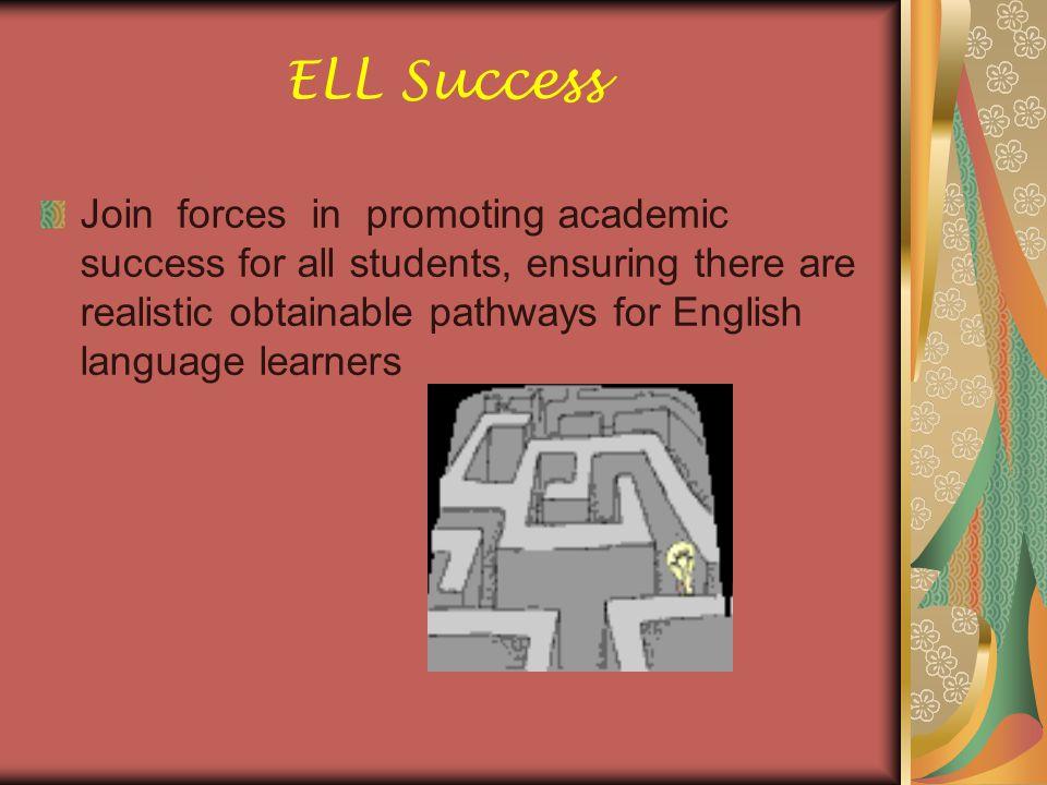 ELL Success