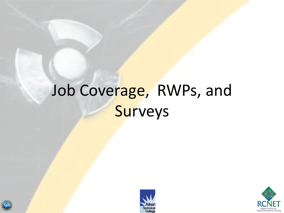 Job Coverage, RWPs, and Surveys