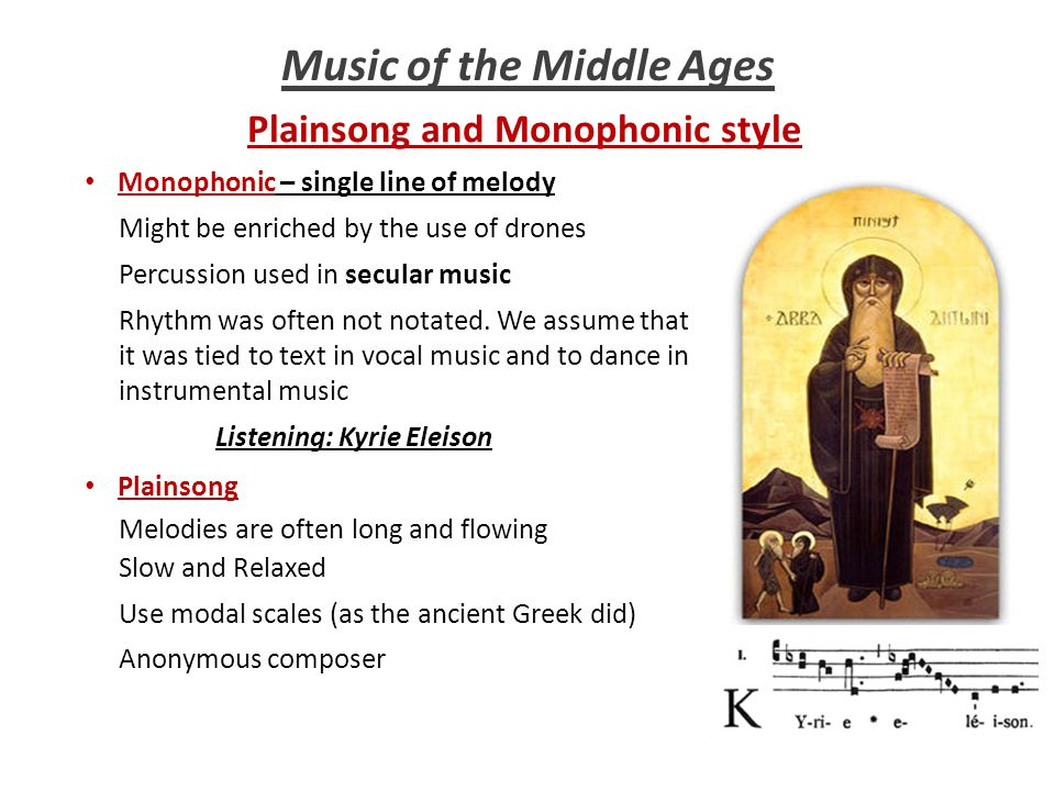 music and middle ages Vocal music was important in both sacred and secular music in the medieval and renaissance periods in this lesson, you will find out about the.