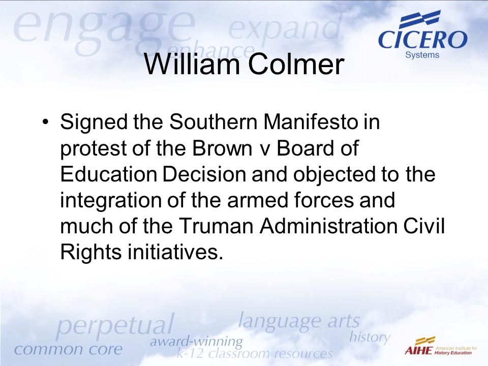 William Colmer