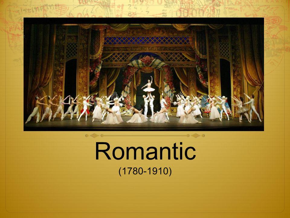 Romantic (1780-1910)