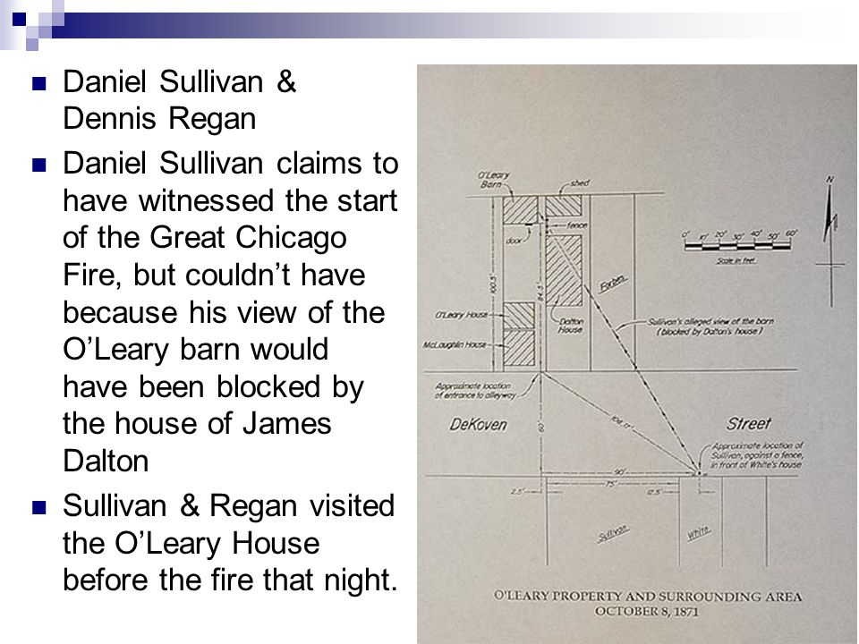 Daniel Sullivan & Dennis Regan