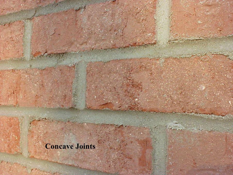 Concave Joints