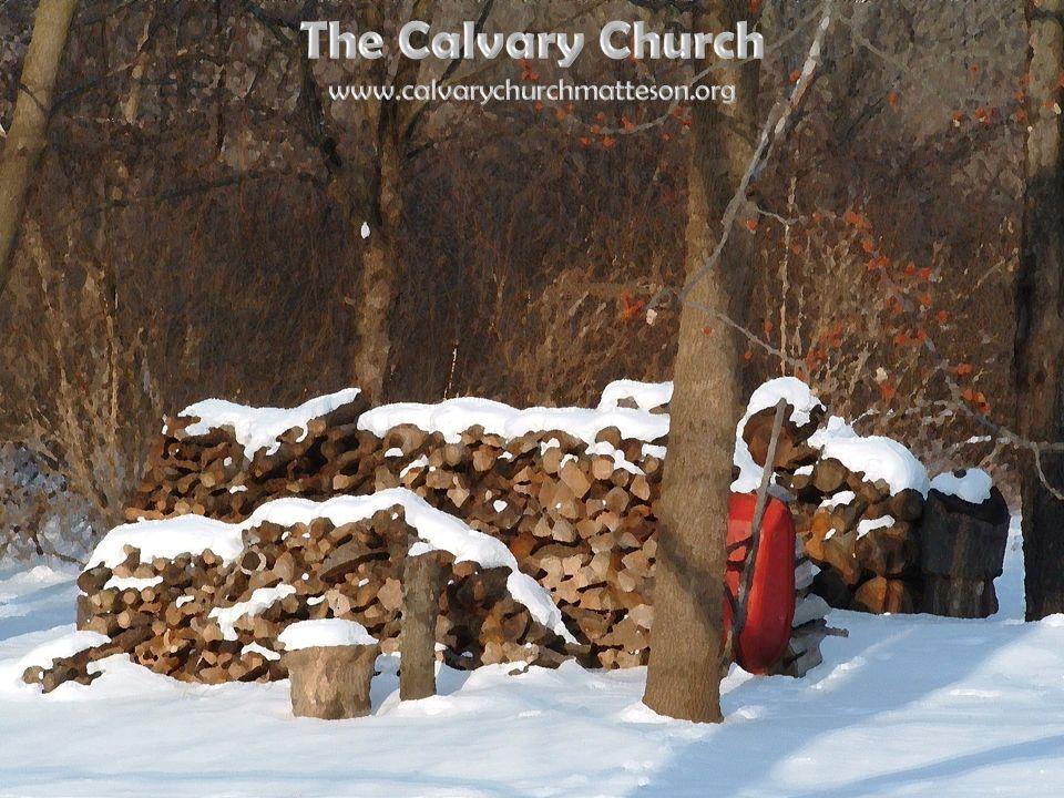 The Calvary Church www.calvarychurchmatteson.org