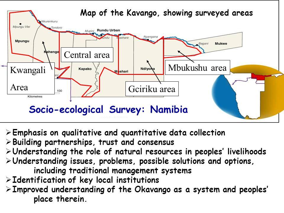 Socio-ecological Survey: Namibia