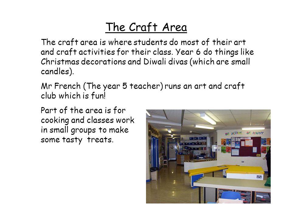 The Craft Area