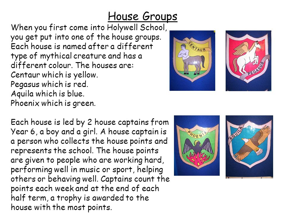 House Groups