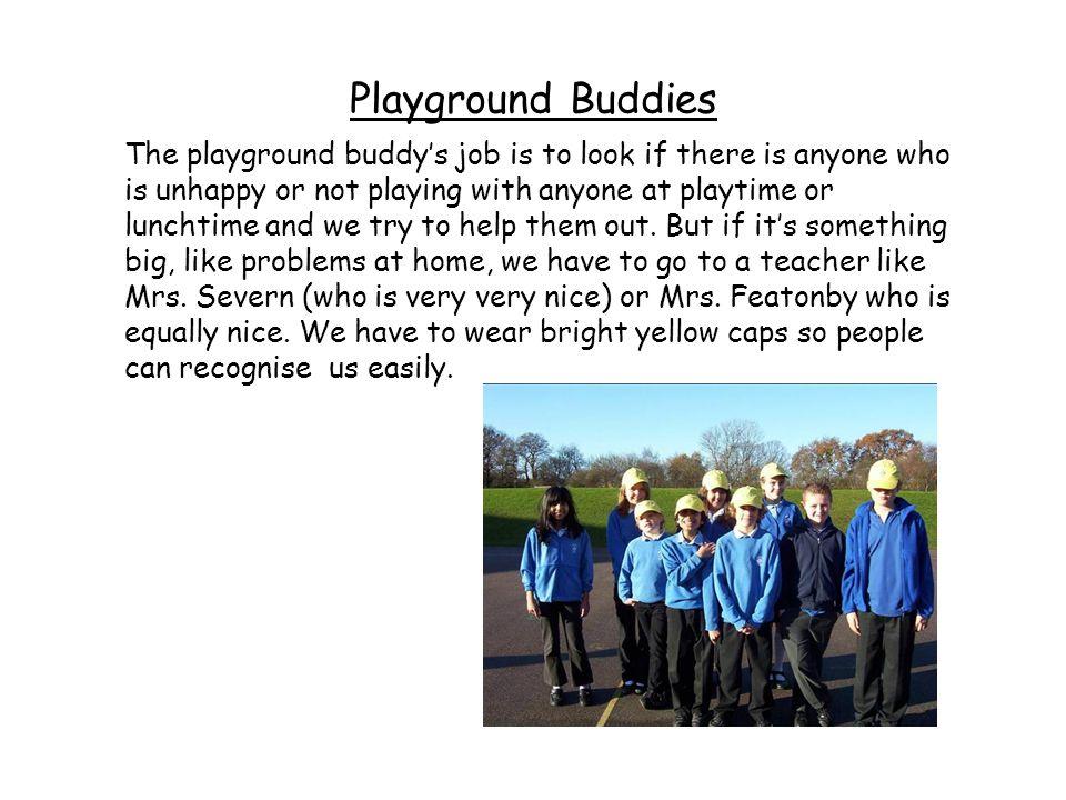 Playground Buddies